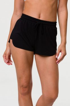 Onzie Divine Yoga Shorts Black
