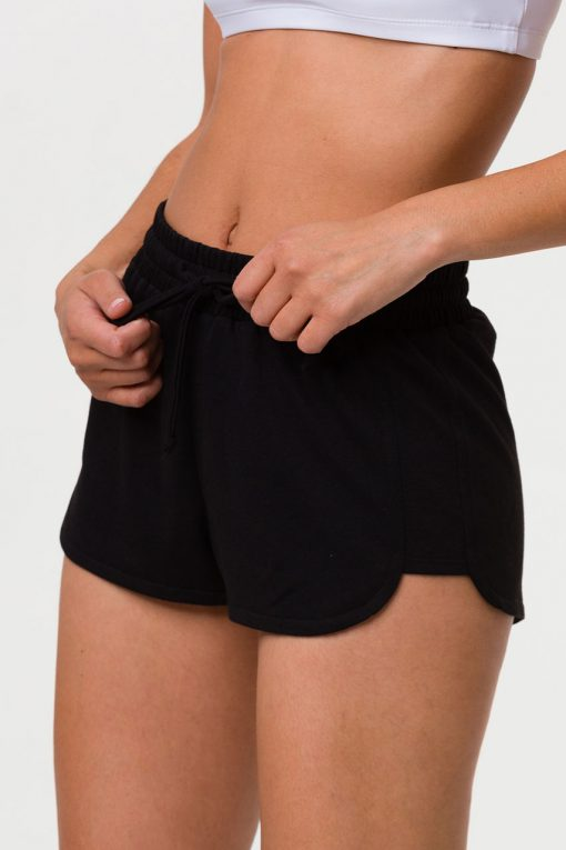 Onzie Divine Yoga Shorts Black