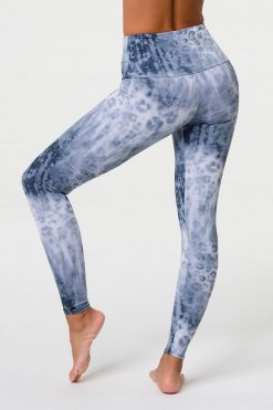 Onzie HIGH RISE Full Length Yoga Leggings Prey