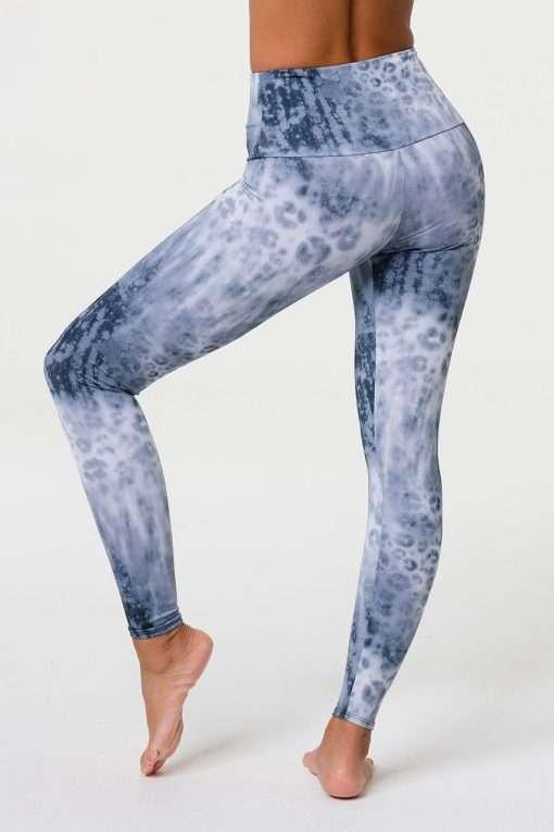 Onzie HIGH RISE Full Length Yoga Leggings Prey
