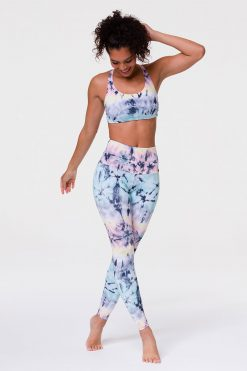 Onzie chic yoga sports bra dazed