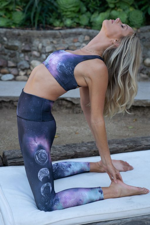 Onzie Yoga Leggings high rise graphic midi sola