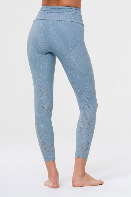 Onzie Yoga Leggings high rise selenite moonstone