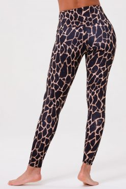 Onzie Yoga Leggings high full length giraffe