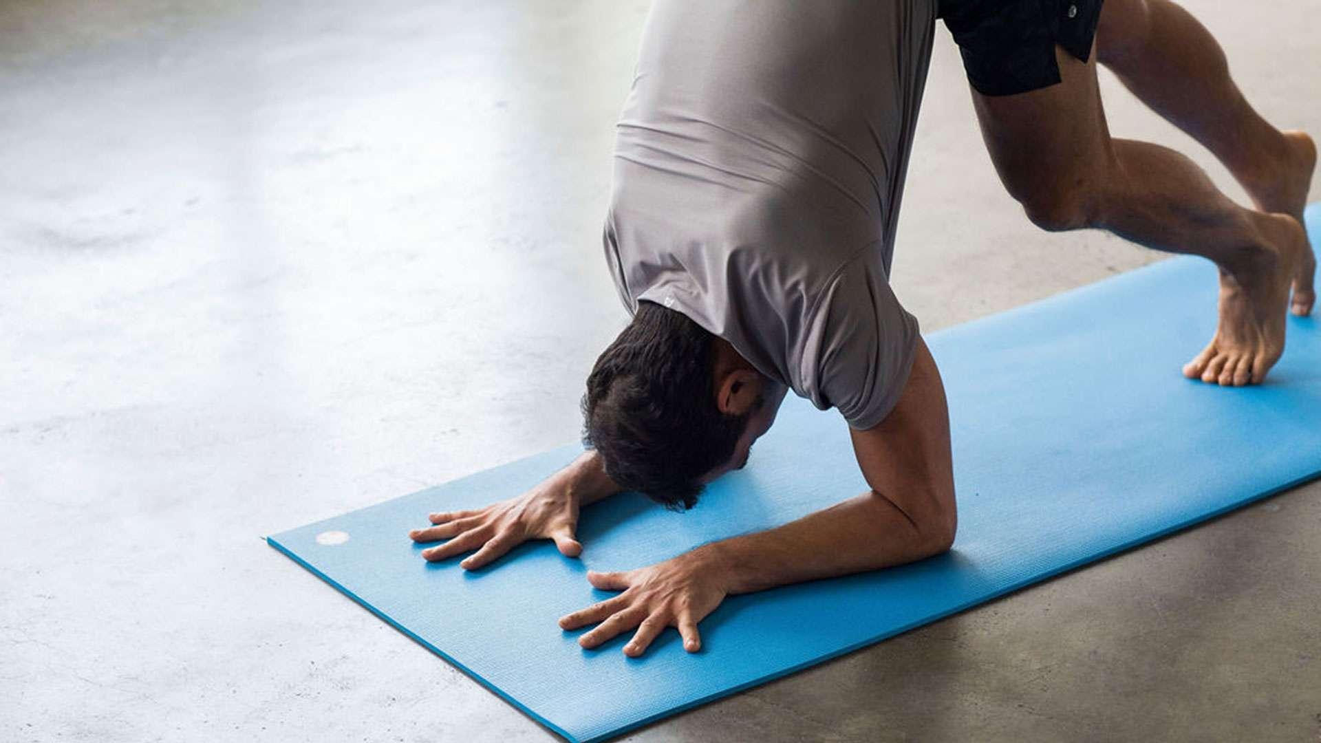 manduka non slip sticky yoga mat high quality