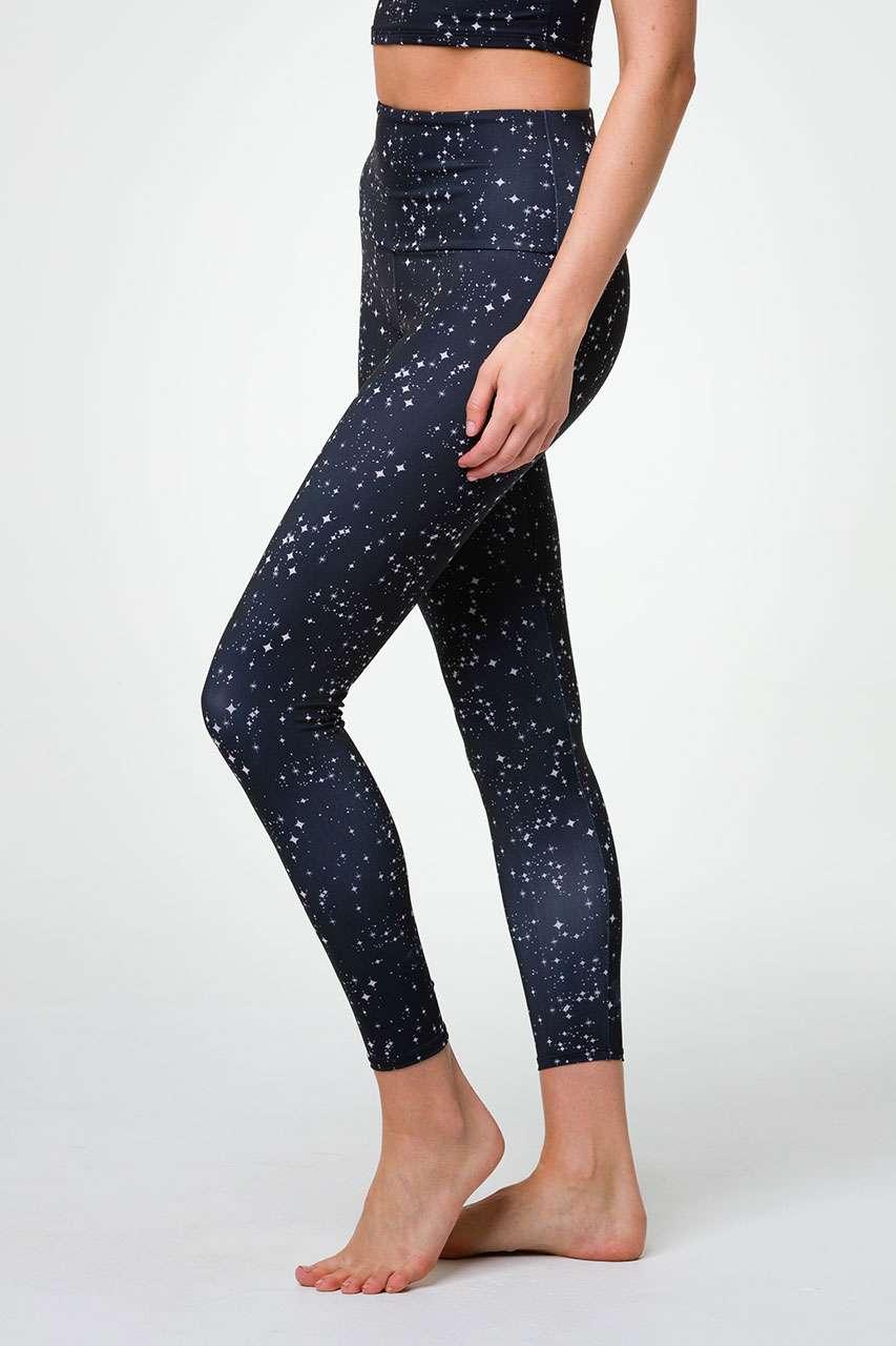 Onzie Midi Leggings Yoga Active Wear Yoga Emporium Star