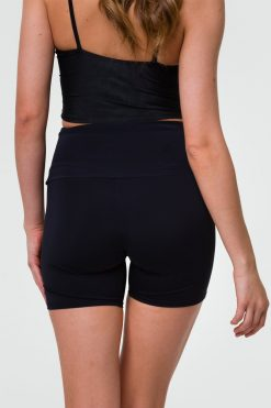 Onzie mini biker short black