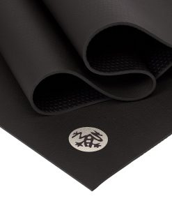 Manduka GRP hot yoga mat black