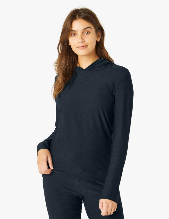 Beyond Yoga Space Dye long sleeve top luxury yoga emporium