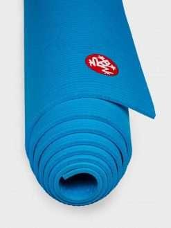 Manduka Prolite Yoga Mat Dresden Blue authentic non slip sticky
