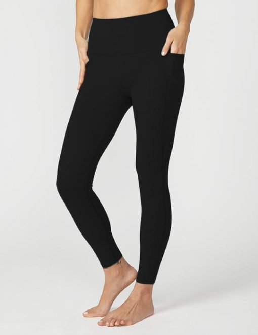 Beyond Yoga Supplex Midi Leggings luxury yoga emporium