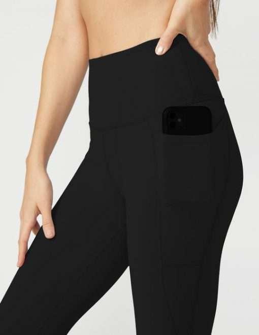 Beyond Yoga Supplex Midi Leggings luxury yoga emporium