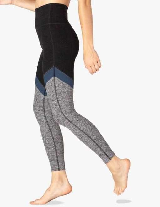 Beyond Yoga Space Dye Midi Leggings luxury yoga emporium