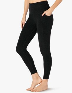 Beyond Yoga Space Dye Midi Leggings luxury yoga emporium pocket