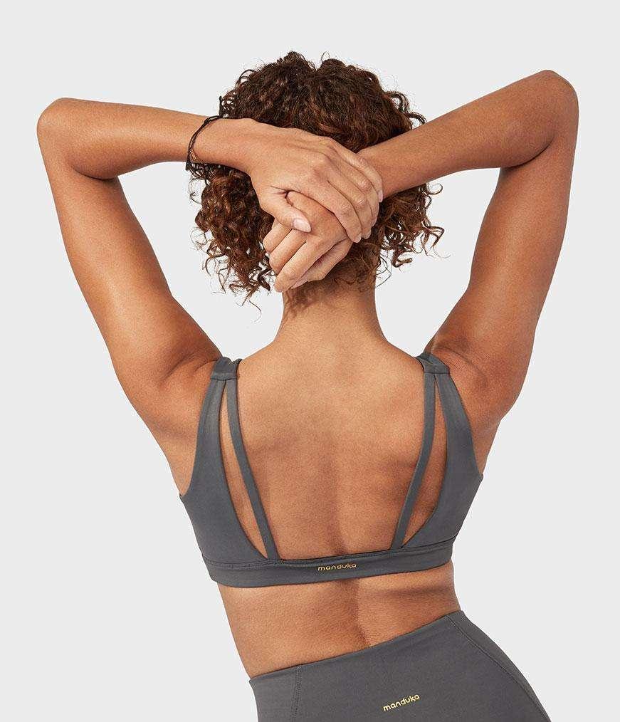 Manduka sports bra support yoga emporium