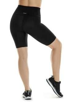 K-Deer Biker Shorts Yoga Black
