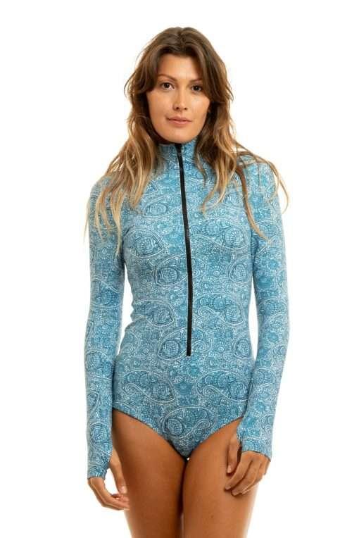 liquido wild swim suit cold water wim hof
