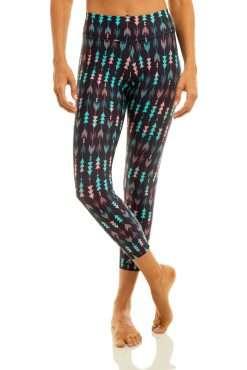 yoga pants liquido borgona leggings