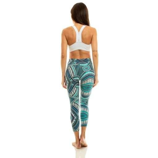 yoga pants liquido inca trail leggings