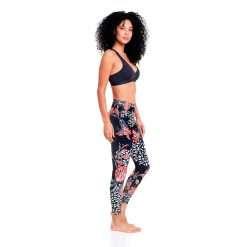 yoga pants liquido native bromeliads leggings