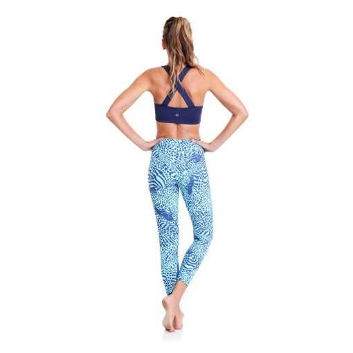 yoga pants liquido panther chameleon leggings