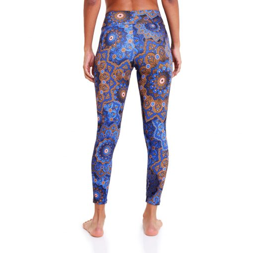 yoga pants liquido passiflora leggings