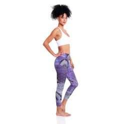 yoga pants liquido tribal magical leggings