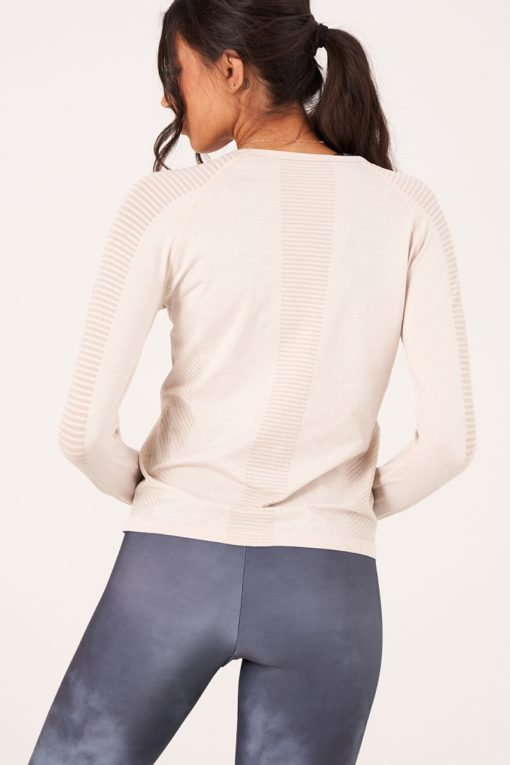 onzie relaxed lounge top sweater