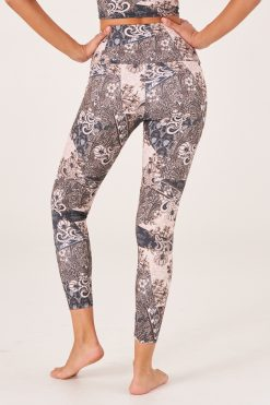 yoga pants onzie bandana high waist