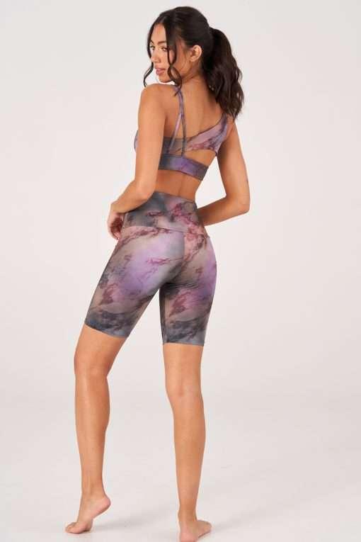 onzie yoga biker shorts high waist interstellar