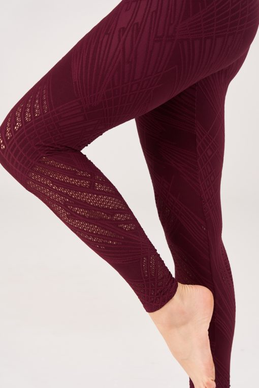 yoga pants onzie selenite fig