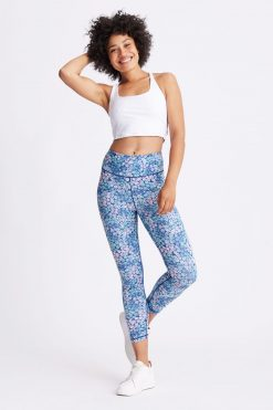 dharma bums balance midi yoga pants leggings sugar jam