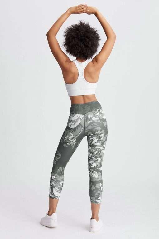 dharma bums midi yoga pants leggings belladonna